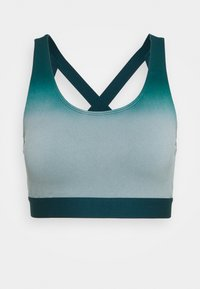 Even&Odd active - Sports bra - teal - 4