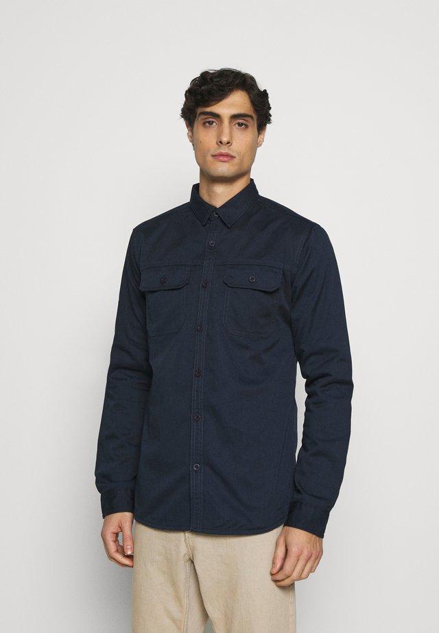 BORDEN - Overhemd - grau