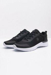 Lumberjack - COMFORT JAX - Sneakers - black - 1
