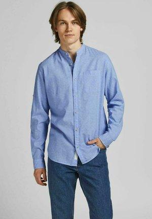 SLIM FIT  - Shirt - faded denim
