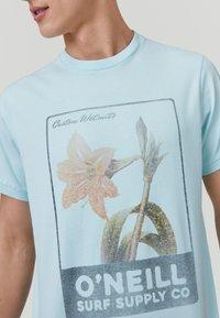 O'Neill - Print T-shirt - bluelight - 2