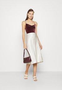 Abercrombie & Fitch - COZY CHASE - Top - burgundy - 1