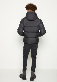 Tommy Jeans - ESSENTIAL JACKET - Piumino - black - 2