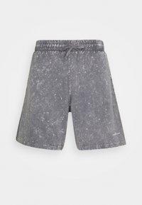 ACID WASH - Shorts - grey