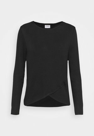 JDYGIALA  WRAP - Jumper - black