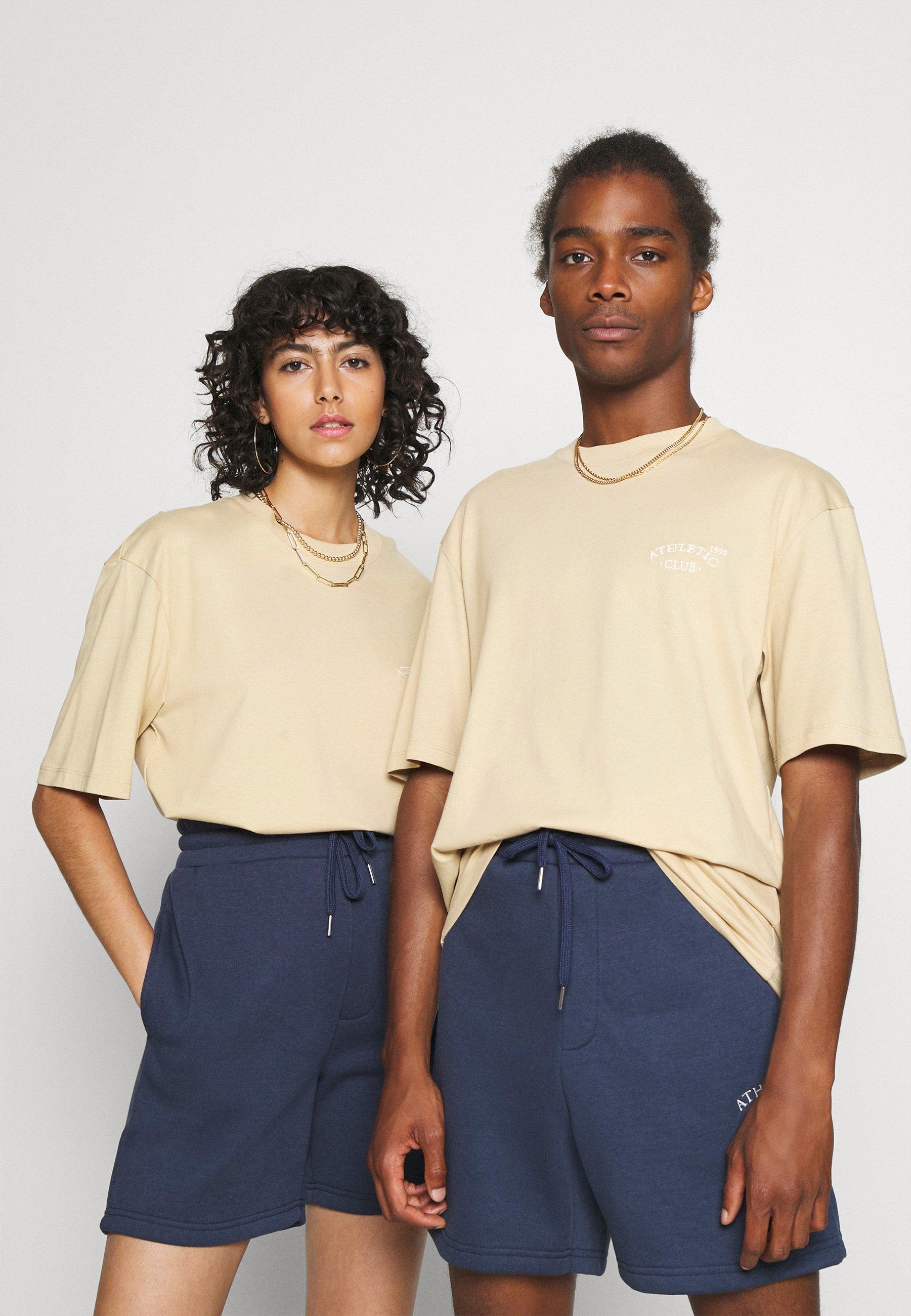 Homme JORTOBIAS TEE CREW NECK CHEST UNISEX - T-shirt basique