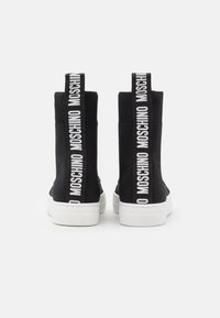 MOSCHINO - UNISEX - High-top trainers - black - 2