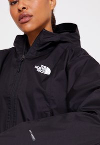 The North Face - CROPPED QUEST JACKET  - Hardshell jacket - black - 8