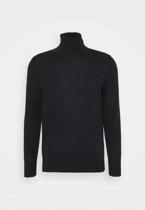 JUMPER - Stickad tröja - blue medium
