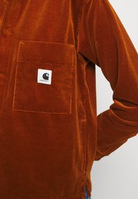 Carhartt WIP - FOYA SHIRT JACKET - Summer jacket - brandy - 6