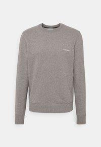 SMALL CHEST LOGO - Sweatshirt - grey