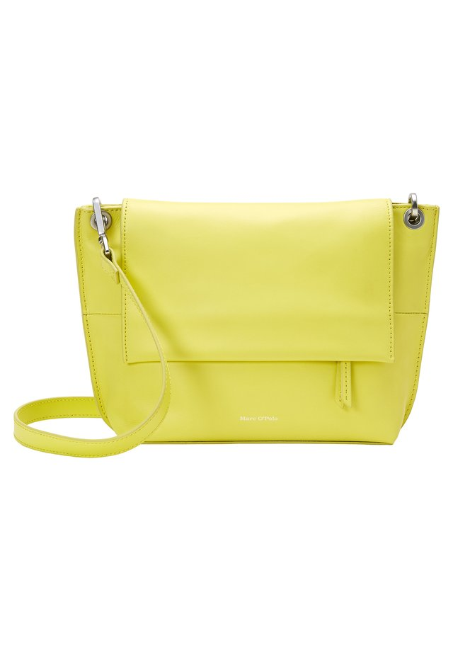 CROSSBODY BAG - Across body bag - yellow