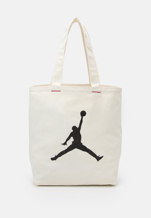 JAN TOTE BAG - Drawstring sports bag - natural canvas