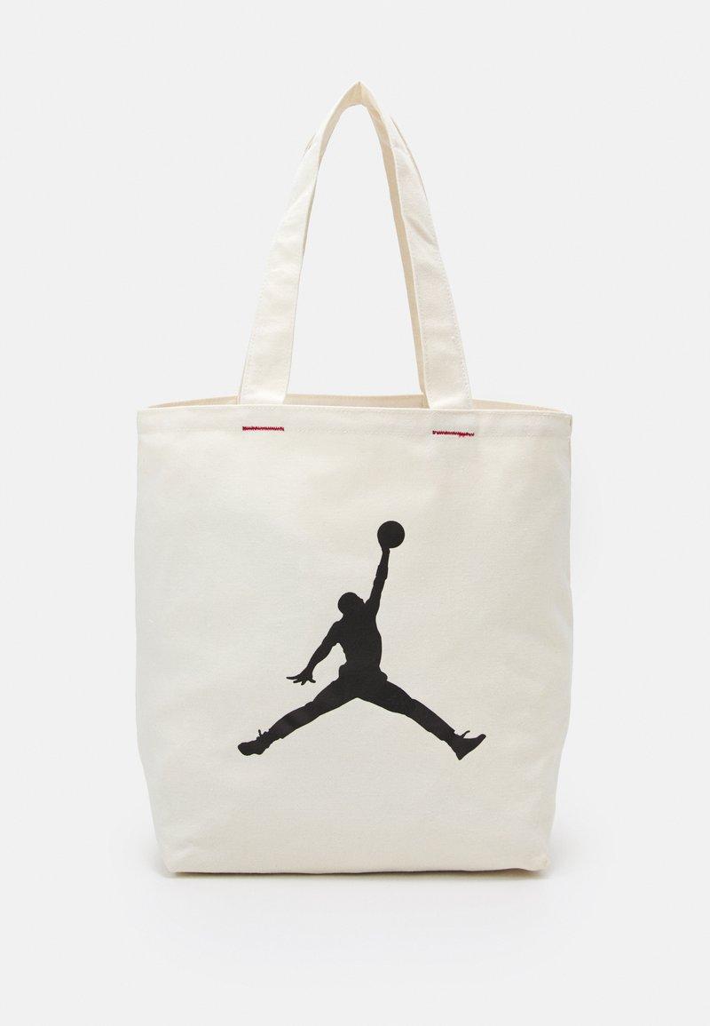 Jordan - JAN TOTE BAG - Sacchetto sportivo - natural canvas