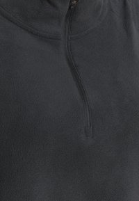 Nike Performance - AIR MIDLAYER - Fleece jumper - black/silver - 2