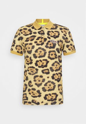 LACOSTE X NATIONAL GEOGRAPHIC - Polo shirt - brown
