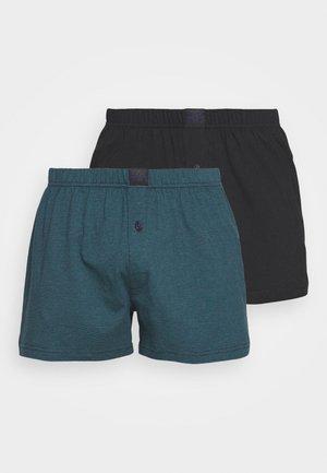 2 PACK - Boxer shorts - green dark