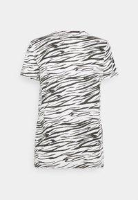 ONLY - ONLGINA LIFE - Print T-shirt - cloud dancer - 5