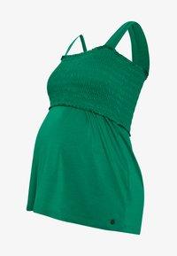 LOVE2WAIT - NURSING SMOCK - Top - green - 4