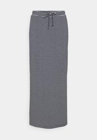 Object - OBJSTEPHANIE - Maxi sukně - white/sky captain - 0