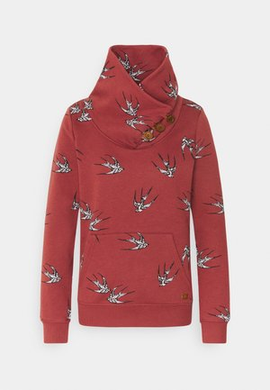 ONLPIP NADINE HIGHNECK - Sweatshirt - apple butter