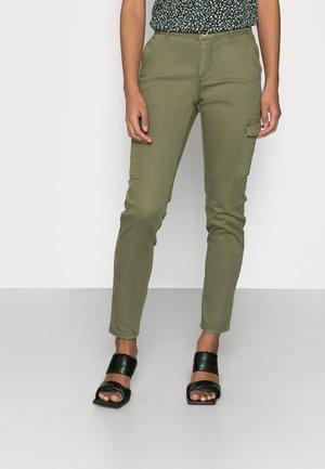 ONLNEW COLE MIRINDA  - Cargo trousers - kalamata