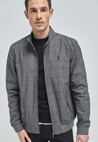 Next - Light jacket - grey - 0