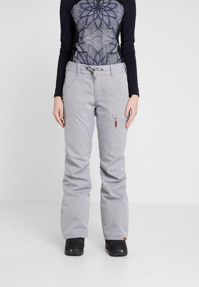 NADIA  - Spodnie narciarskie - heather grey