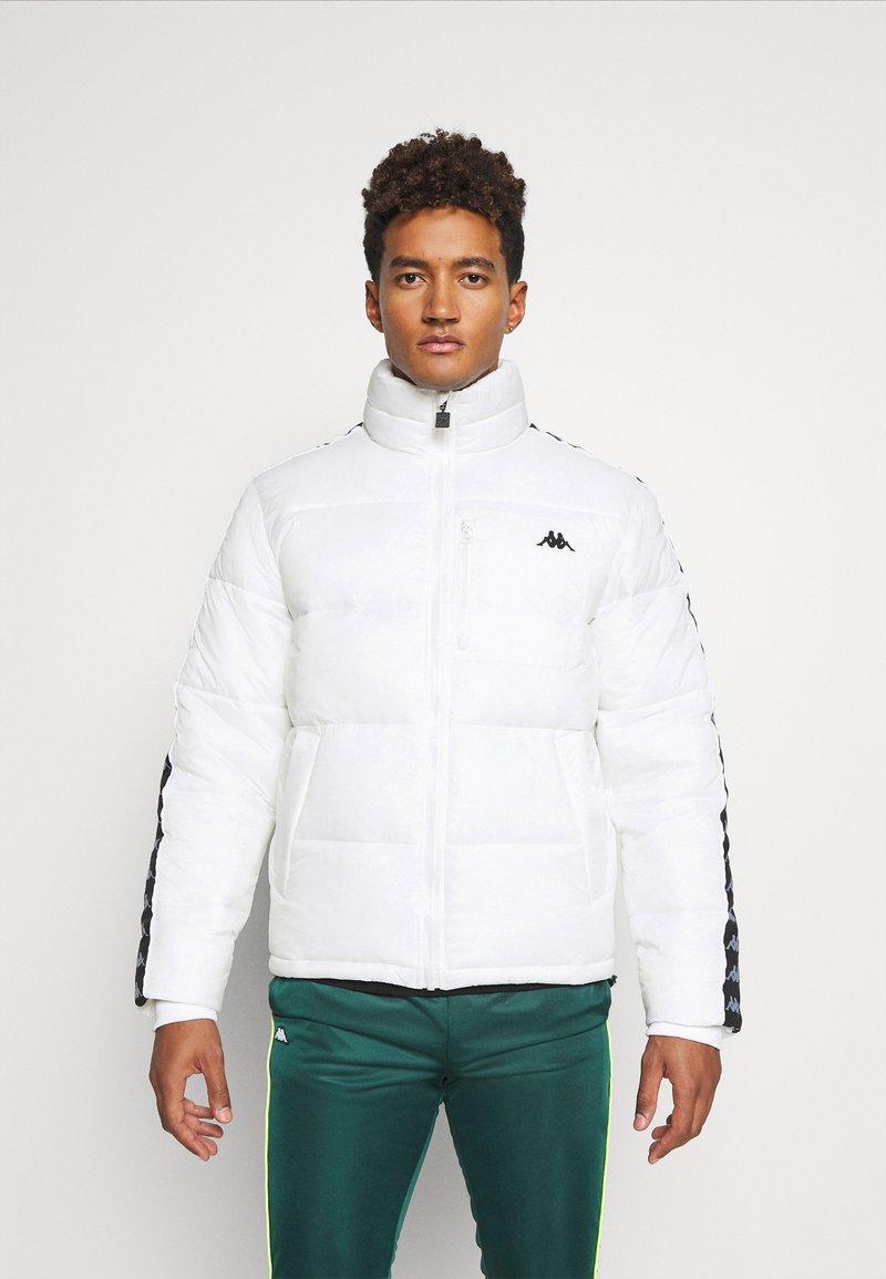 Kappa - HEROLD  - Giacca invernale - bright white