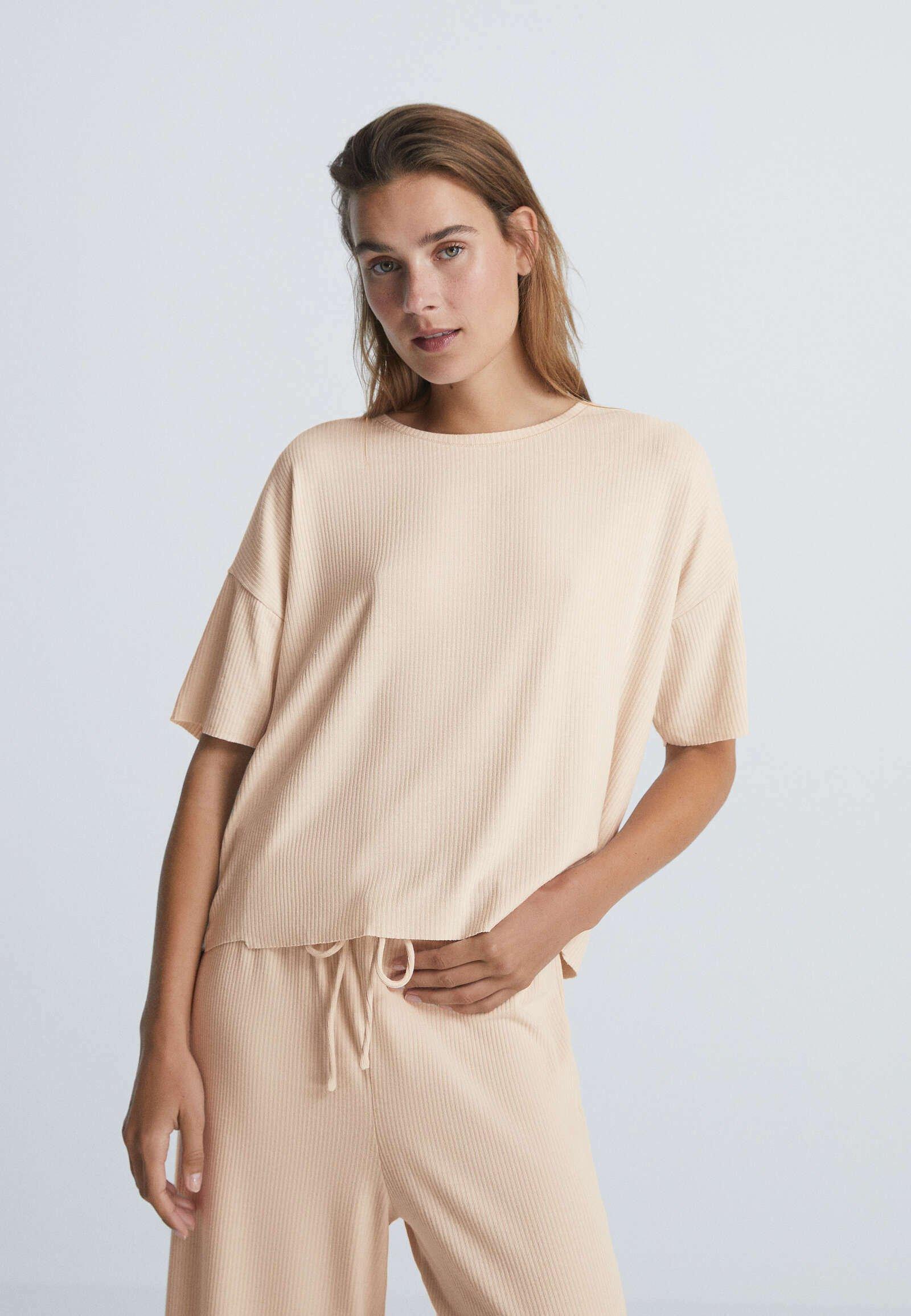 Damen SHORT SLEEVED - Nachtwäsche Shirt