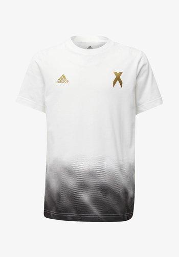 FOOTBALL-INSPIRED X AEROREADY COTTON T-SHIRT