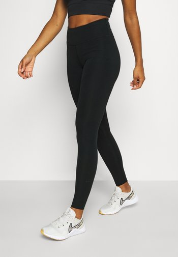 ONE LUXE - Collant - black