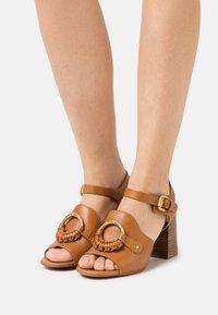 See by Chloé - HANA - Sandals - tan - 0
