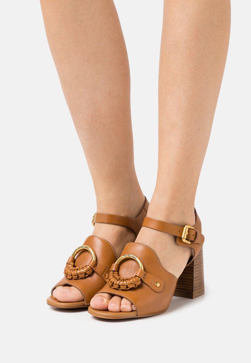 See by Chloé - HANA - Sandals - tan