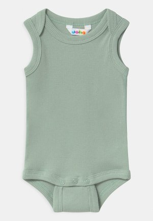 WITHOUT SLEEVES UNISEX - Body - light green