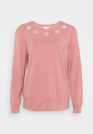 NIDRA - Pitkähihainen paita - ash rose