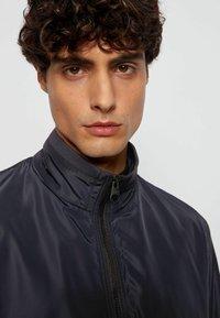 BOSS - CIBAR - Summer jacket - dark blue - 3
