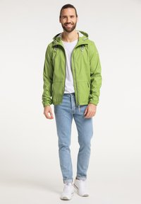 Schmuddelwedda - Waterproof jacket - grün - 1