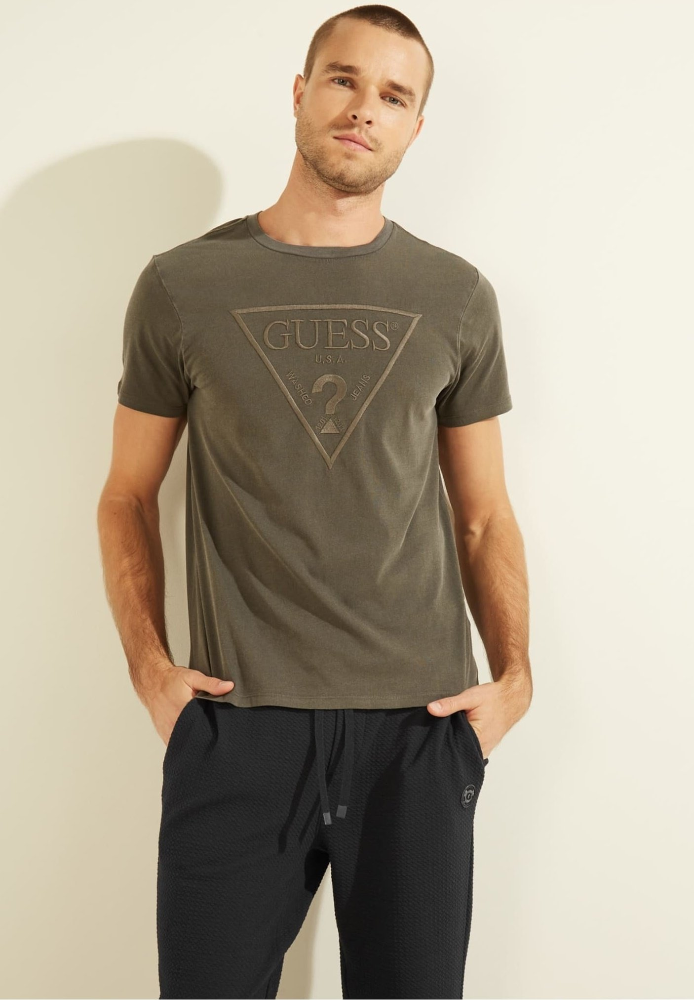 Herren TRIANGLE - T-Shirt print