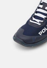Polo Ralph Lauren - TECH RACER - Trainers - navy/white - 6