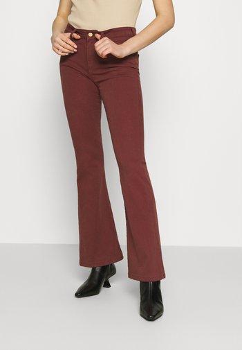 RAVAL  - Pantalon classique - brick lane