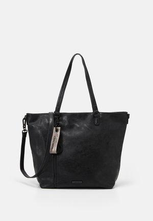 FANY - Tote bag - black