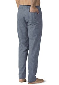 Mey - SCHLAFHOSE LANG SERIE MEY CLUB - Pyjama bottoms - light grey melange - 1