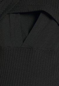 MAMALICIOUS - MLISABELLA  - Topper langermet - black - 2