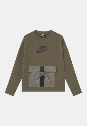UTILITY - Sweatshirt - medium olive/light army