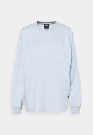 CREW EARTH DAY - Sweater - lightt armory blue