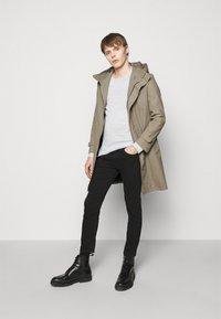 DRYKORN - SECSET - Classic coat - grey - 1