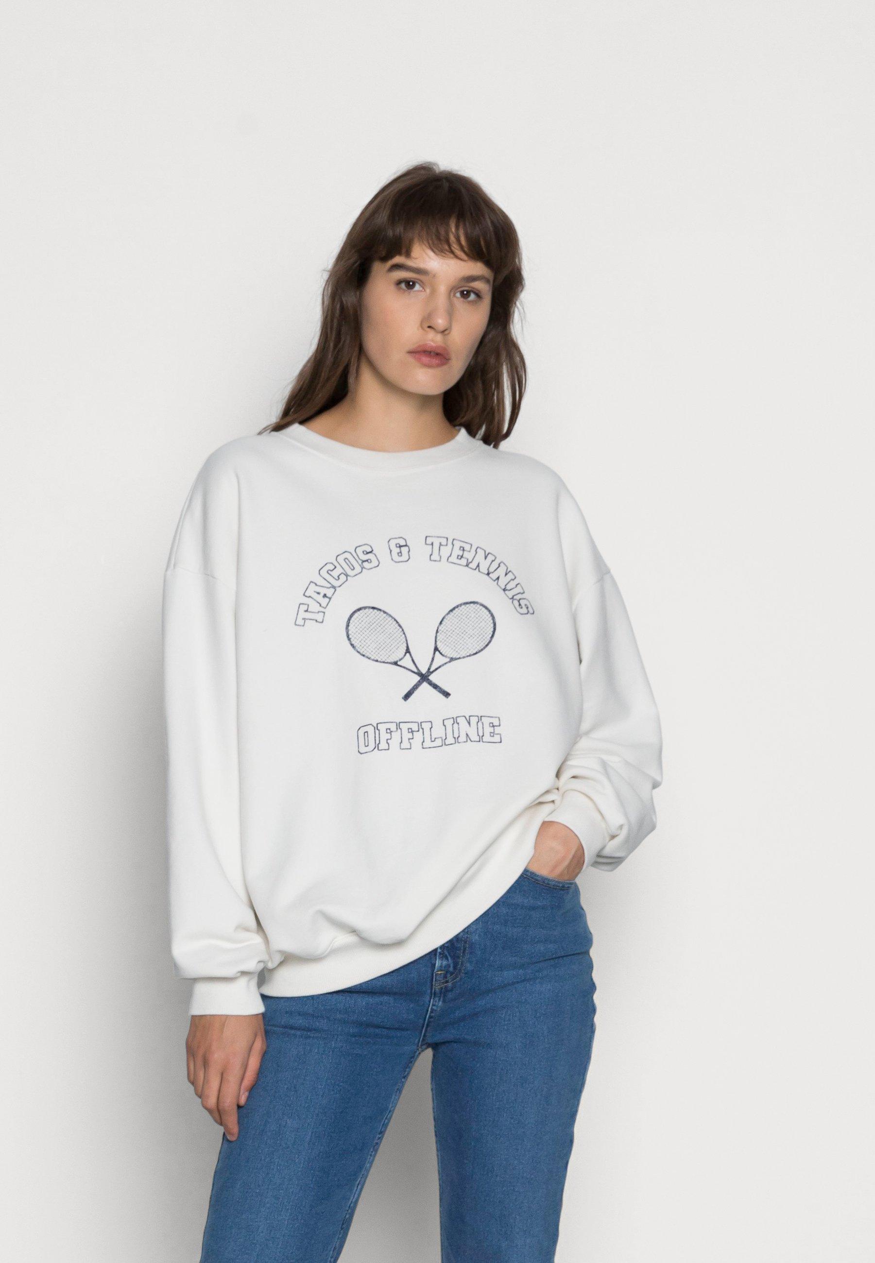 Women OLD SCHOOL CREW - Sweatshirt