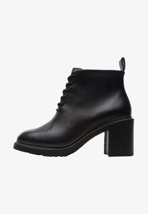 WHITNEE - Lace-up ankle boots - black
