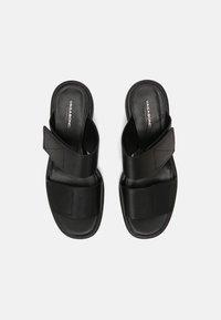 Vagabond - DIOON - Pantofle na podpatku - black - 5